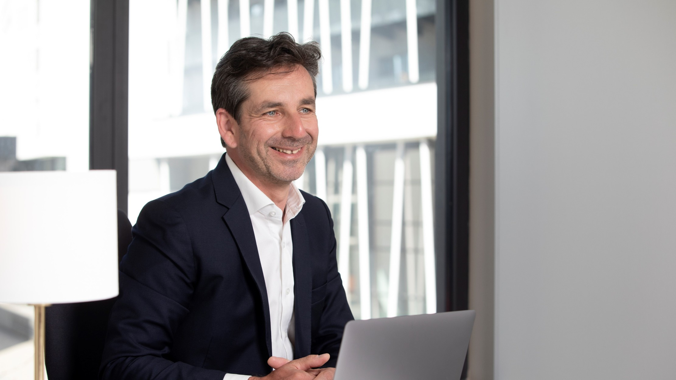 Dominique Périlleux, Chief Operating Officer of FundsDLT